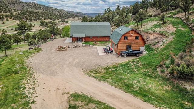 13016 Cielo Grande Road, Weston, CO 81091 (MLS #8164261) :: 8z Real Estate