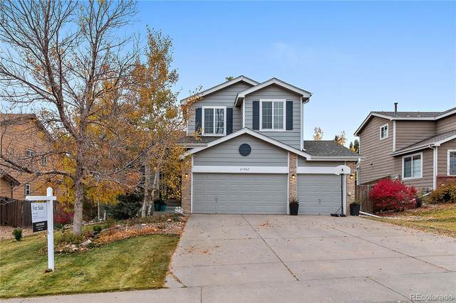 21902 Whirlaway Avenue, Parker, CO 80138 (#8164366) :: Peak Properties Group