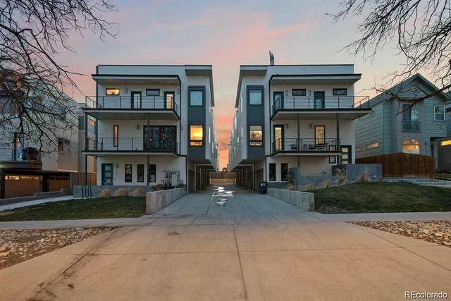 1821 Irving Street #102, Denver, CO 80204 (#8165928) :: Realty ONE Group Five Star