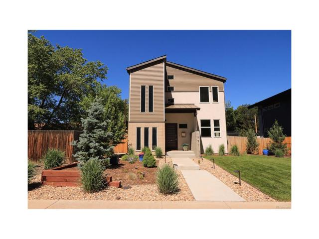 1771 S Jackson Street, Denver, CO 80210 (MLS #8165982) :: 8z Real Estate