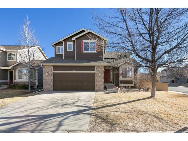 301 Kingbird Circle, Highlands Ranch, CO 80129 (MLS #8166191) :: 52eightyTeam at Resident Realty