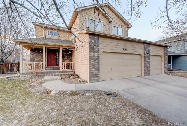 3835 Jefferson Drive, Loveland, CO 80538 (#8166610) :: The Griffith Home Team