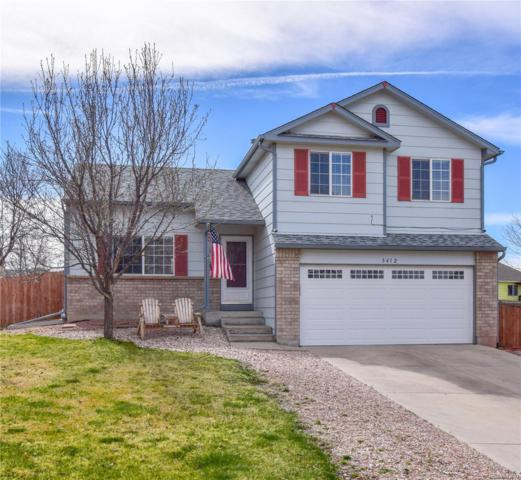 5412 Bobcat Drive, Frederick, CO 80504 (#8166669) :: The Peak Properties Group