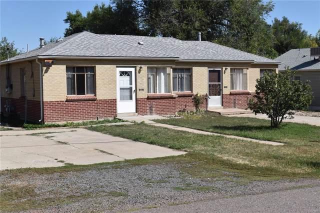 11915 W Katherine Avenue, Lakewood, CO 80401 (#8166920) :: HergGroup Denver