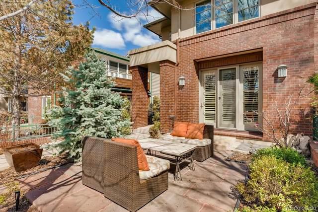 436 Jackson Street, Denver, CO 80206 (MLS #8167833) :: 8z Real Estate