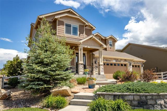 2529 Mountain Sky Drive, Castle Rock, CO 80104 (MLS #8167865) :: 8z Real Estate