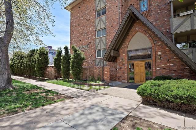 1243 Gaylord Street #510, Denver, CO 80206 (#8168002) :: The Peak Properties Group