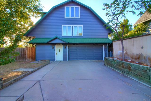 2087 S Grant Street, Denver, CO 80210 (#8168061) :: Compass Colorado Realty