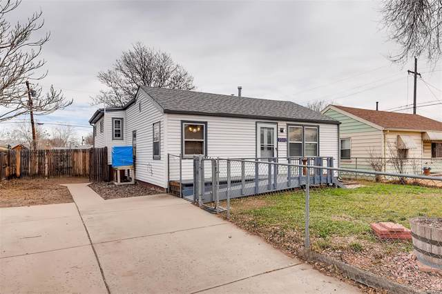 7010 Clermont Street, Commerce City, CO 80022 (MLS #8168541) :: 8z Real Estate