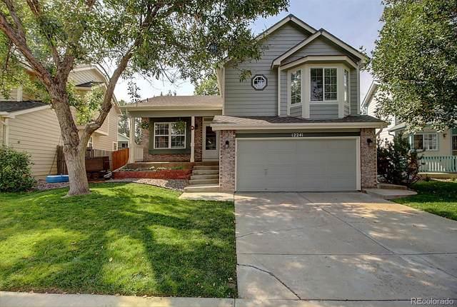 12241 Crabapple Street, Broomfield, CO 80020 (MLS #8168880) :: Kittle Real Estate