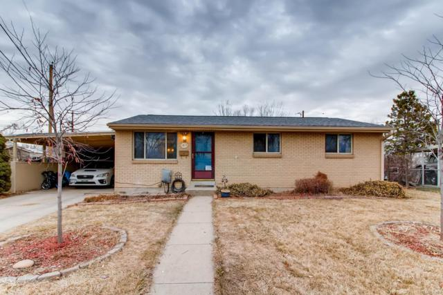 6853 W 52nd Place, Arvada, CO 80002 (#8168914) :: The Griffith Home Team