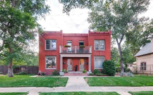 3611 Zuni Street #102, Denver, CO 80211 (#8169338) :: Briggs American Properties