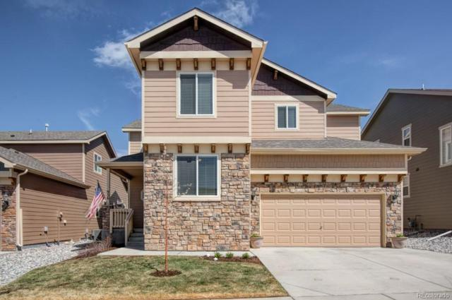 956 Pistol River Way, Colorado Springs, CO 80921 (#8169642) :: The Pete Cook Home Group
