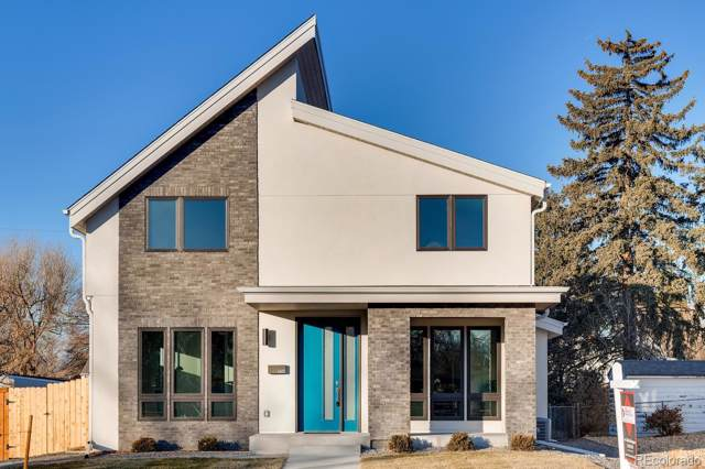 1461 S Clermont Street, Denver, CO 80222 (#8169966) :: The DeGrood Team