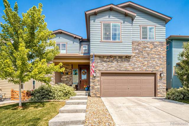 91 Solstice Way, Erie, CO 80516 (MLS #8169985) :: Kittle Real Estate