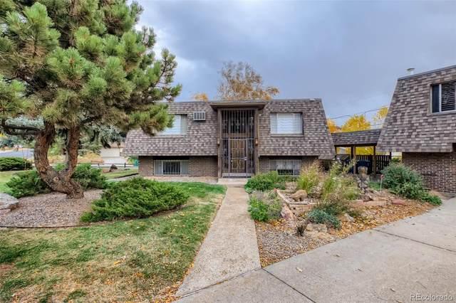 1004 S Arbutus Street, Lakewood, CO 80228 (#8170107) :: Compass Colorado Realty