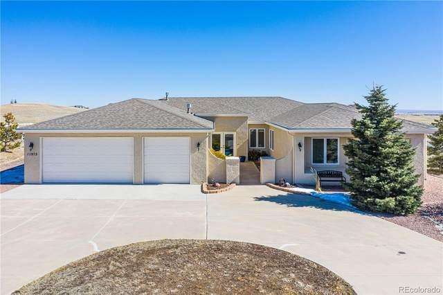 11975 S Conestoga Trail, Elbert, CO 80106 (MLS #8170284) :: 8z Real Estate