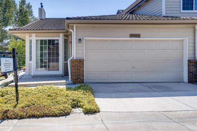5936 S Jellison Street A, Littleton, CO 80123 (MLS #8170702) :: 8z Real Estate