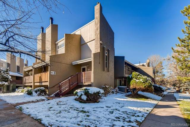 5300 E Cherry Creek South Drive #504, Denver, CO 80246 (#8170906) :: The Harling Team @ Homesmart Realty Group