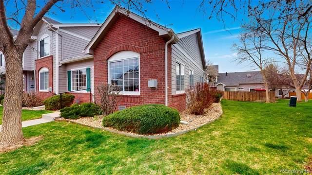 9653 W Chatfield Avenue F, Littleton, CO 80128 (#8170908) :: The Peak Properties Group