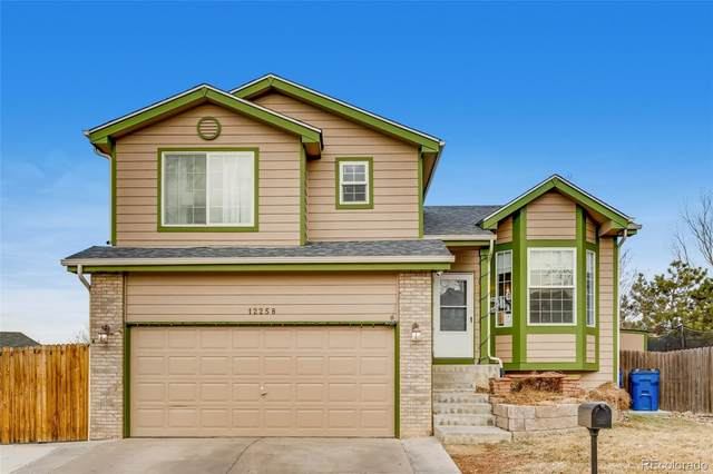 12258 N Ivy Way, Brighton, CO 80602 (#8171016) :: The Gilbert Group