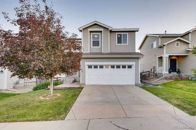 9681 Marmot Ridge Circle, Littleton, CO 80125 (#8171055) :: The HomeSmiths Team - Keller Williams