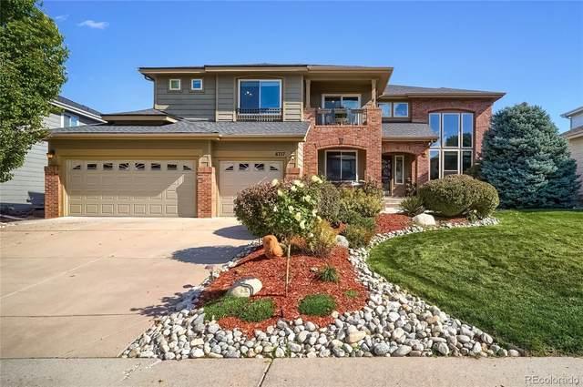 6717 Millstone Street, Highlands Ranch, CO 80130 (#8171481) :: milehimodern