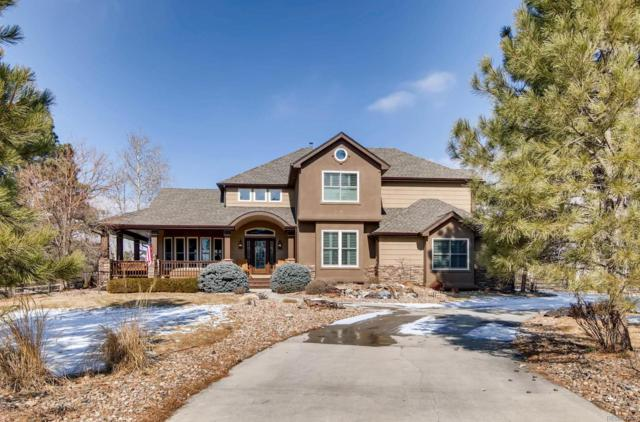 5477 Soapweed Circle, Parker, CO 80134 (#8172246) :: The Peak Properties Group