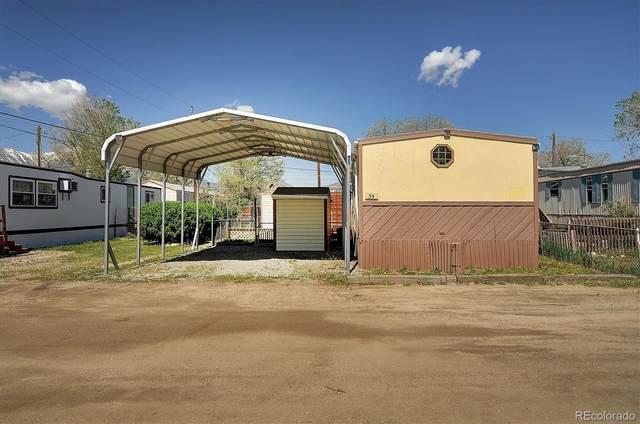 27200 County Road 313 #38, Buena Vista, CO 81211 (#8172472) :: Compass Colorado Realty