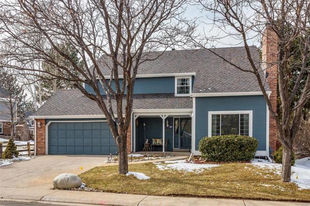 6423 E Long Circle S, Centennial, CO 80112 (MLS #8172700) :: 8z Real Estate