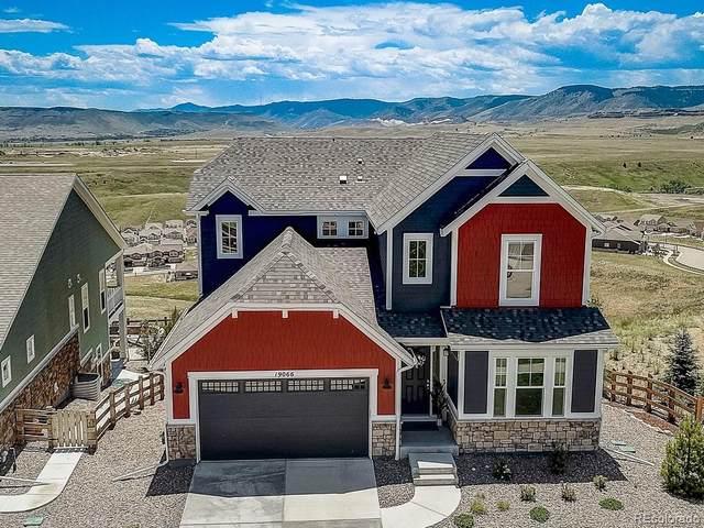 19066 W 87th Lane, Arvada, CO 80007 (MLS #8172808) :: 8z Real Estate