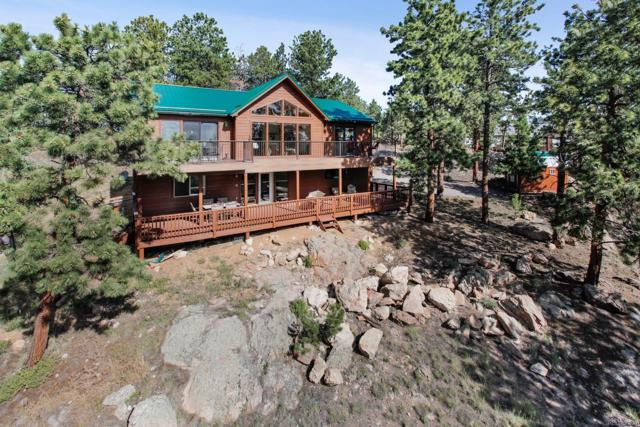 1418 Hi Meadow Drive, Bailey, CO 80421 (MLS #8173668) :: Bliss Realty Group