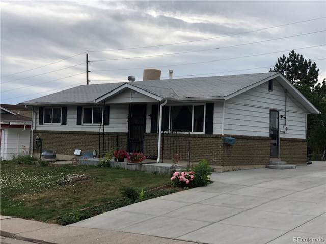 8651 Wagner Drive, Westminster, CO 80031 (MLS #8173795) :: 8z Real Estate