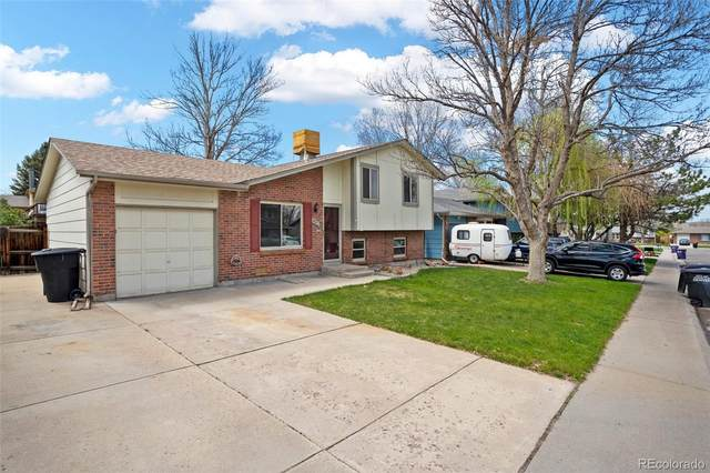 4541 S Holland Street, Littleton, CO 80123 (#8173827) :: Portenga Properties