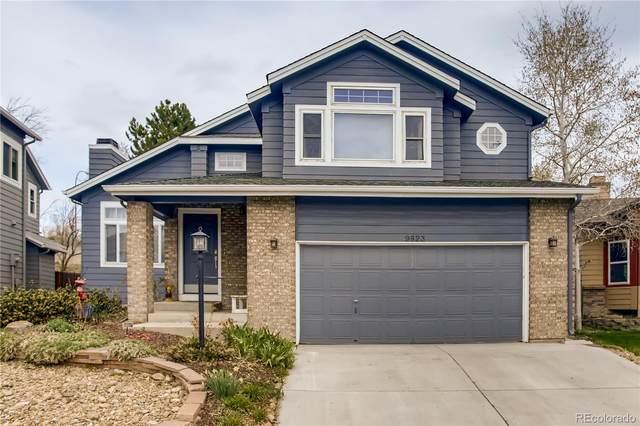 9823 W Vassar Way, Lakewood, CO 80227 (#8173985) :: HomeSmart