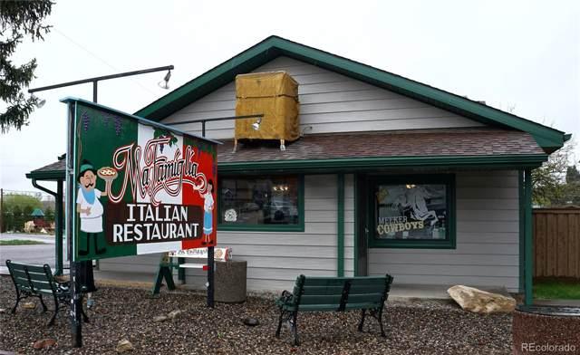 410 W Market Street, Meeker, CO 81641 (MLS #8174132) :: 8z Real Estate