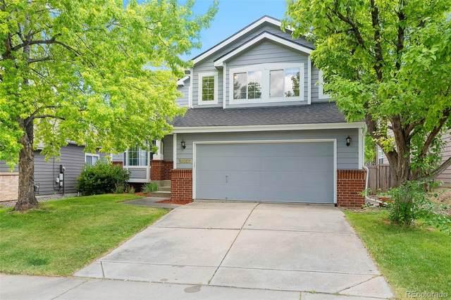 16056 Sequoia Drive, Parker, CO 80134 (#8174888) :: Finch & Gable Real Estate Co.