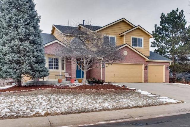 9974 S Clairton Street, Highlands Ranch, CO 80126 (#8175351) :: The HomeSmiths Team - Keller Williams