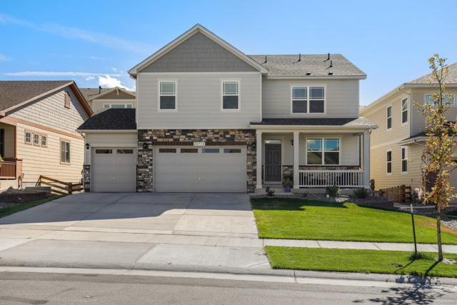 20732 Scenic Park Drive, Parker, CO 80138 (#8175503) :: The Heyl Group at Keller Williams