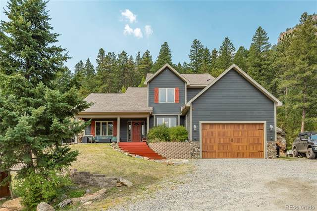 2385 Clear Creek, Evergreen, CO 80439 (#8175711) :: The DeGrood Team