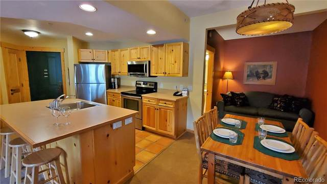 164 Copper Circle #419, Copper Mountain, CO 80443 (MLS #8175752) :: Bliss Realty Group