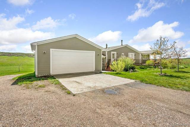 820 Lodgepole Drive, Bellvue, CO 80512 (#8175882) :: The Griffith Home Team