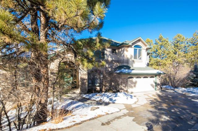 258 Lead Queen Drive, Castle Rock, CO 80108 (#8175971) :: The Griffith Home Team