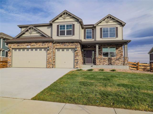 18661 W 87th Avenue, Arvada, CO 80007 (#8176259) :: The Gilbert Group