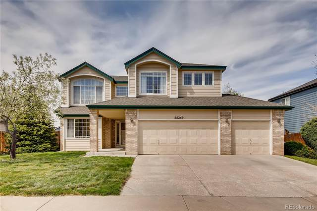 22259 E Lake Place, Centennial, CO 80015 (#8176386) :: Bring Home Denver with Keller Williams Downtown Realty LLC