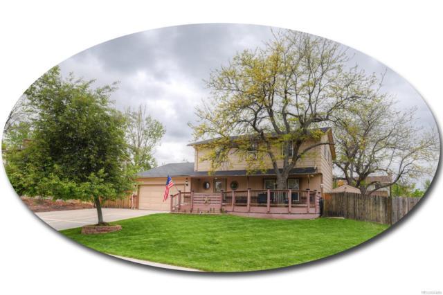 13327 Rigel Drive, Littleton, CO 80124 (#8176513) :: James Crocker Team