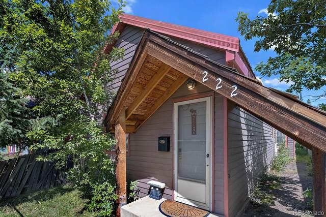 222 W 6th Street, Leadville, CO 80461 (#8176728) :: The HomeSmiths Team - Keller Williams