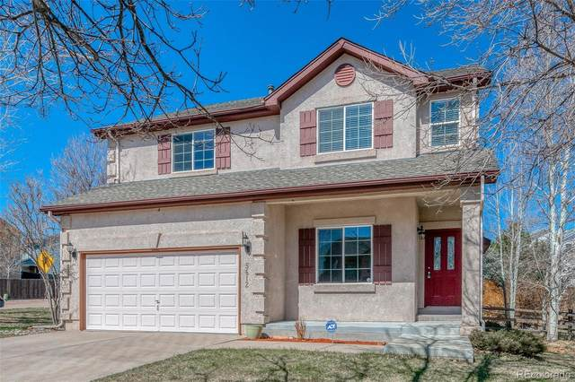 5612 Altitude Drive, Colorado Springs, CO 80918 (MLS #8177413) :: 8z Real Estate