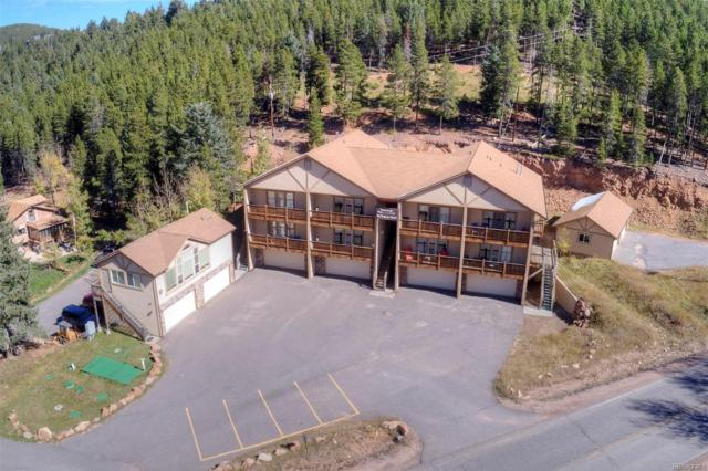 9148 Black Mountain Drive, Conifer, CO 80433 (#8177432) :: Bring Home Denver with Keller Williams Downtown Realty LLC