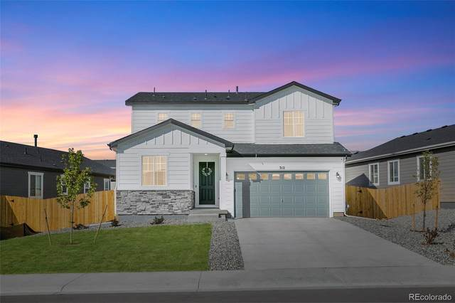 312 Vista Cliff Circle, Castle Rock, CO 80104 (MLS #8177645) :: Bliss Realty Group